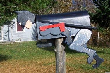 funny mailbox 2